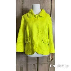 JCrew Linen Jacket